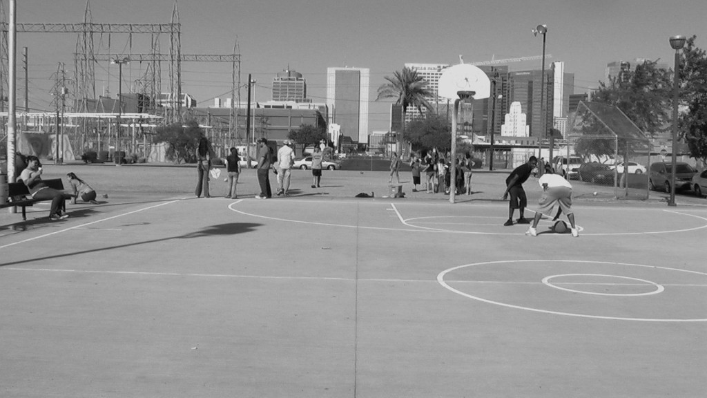 Grant Park: Downtown Phoenix