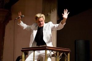 The Preacher swagger